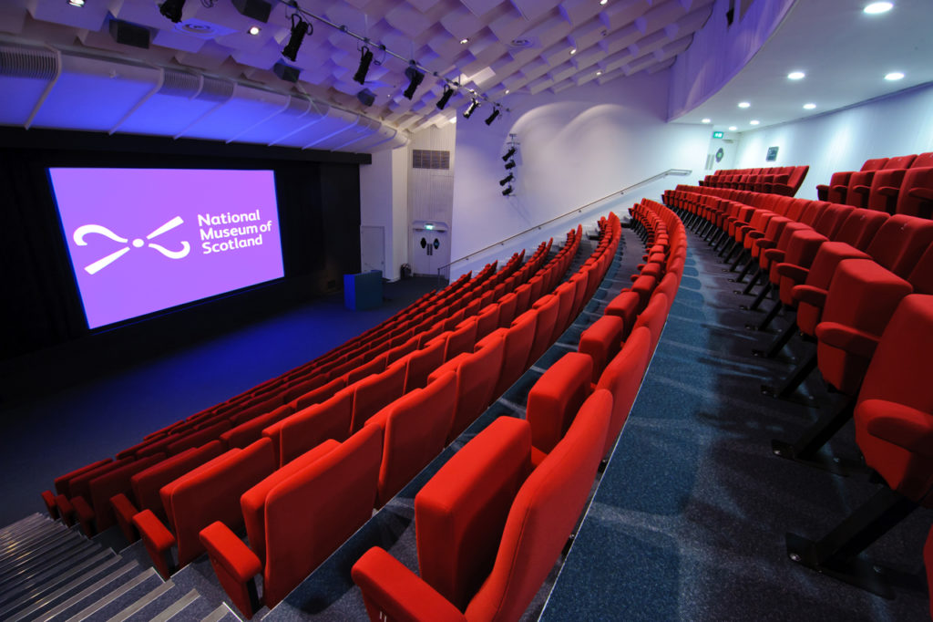 National Museum of Scotland Auditorium