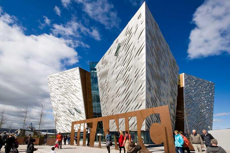 Titanic Museum, Belfast