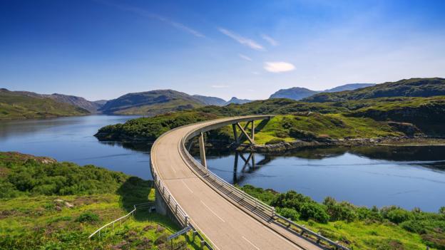 Scotland Route 66