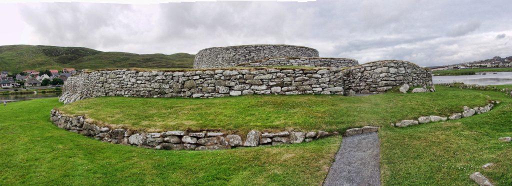 Clickimin Shetland Isles