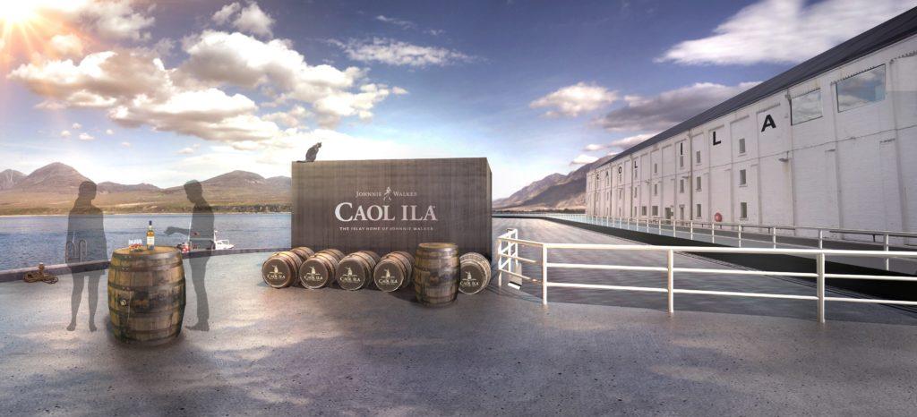 Cardhu Distillery Scotland