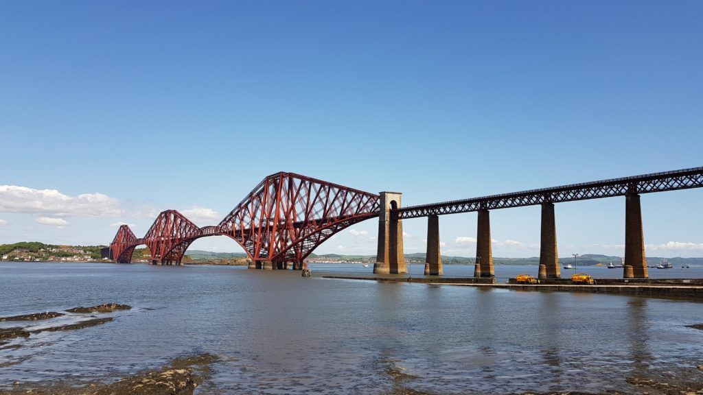 Forth Bridge Soctland