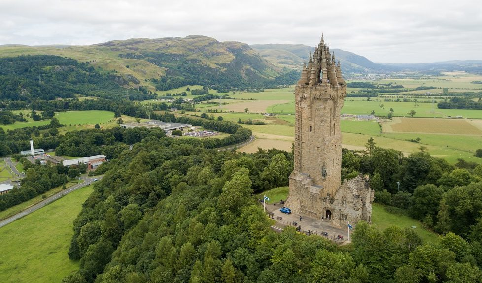 Wallace Monument Scotland