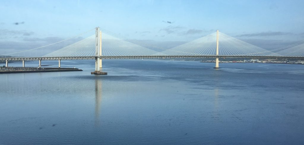 Queensferry Crossing, Scotland
