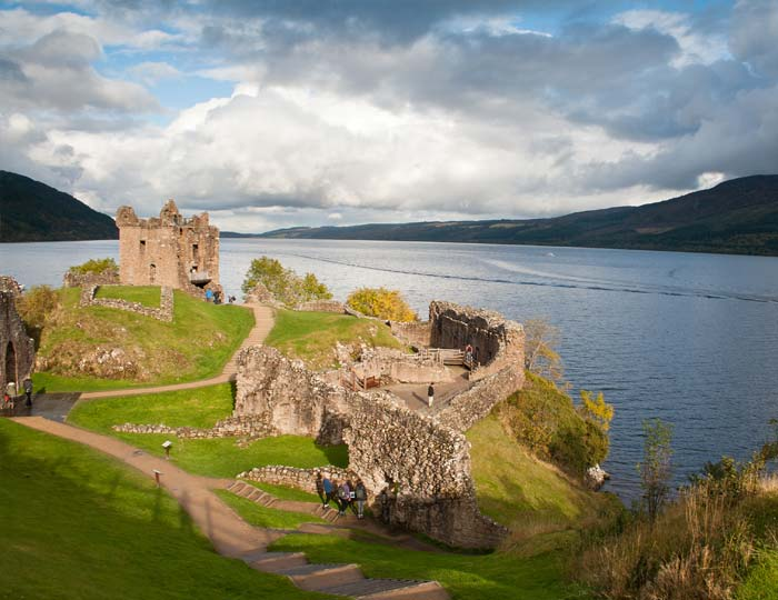 Urquhart Castle, Inverness