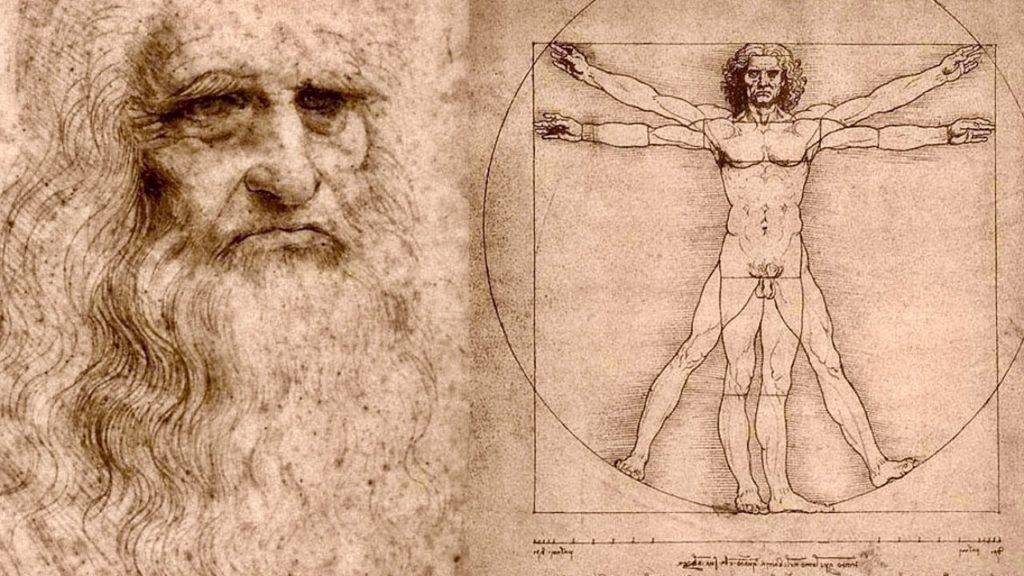Leonardo da Vinci in Edinburgh