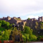 Edinburgh Castle wins top gong at British Travel Awards